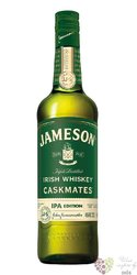 "Jameson Caskmates "" Ipa edition "" aged Irish whiskey 40% vol.  1.00 l"