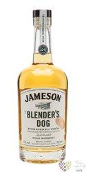 "Jameson makers series "" Blender´s Dog "" blended Irish whiskey by Billy Leighton43% vol.  0.70 l"