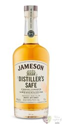 """Jameson makers series """" Distiller´s Safe """" blended Irish whiskey by Brian Nation´s 43% vol.  0.70 l"""