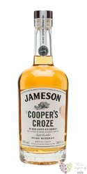 """Jameson makers series """" Cooper´s Croze """" blended Irish whiskey by Ger Buckley 43%vol.  0.70 l"""