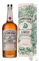 "Jameson deconstructed series "" Lively "" premium Irish whiskey 43% vol.  1.00 l"