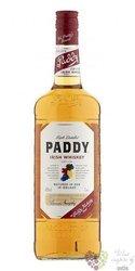 Paddy old Irish blended whiskey 40% vol.    1.00 l
