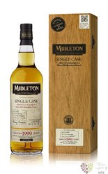 "Midleton 1999 "" Single cask "" single pot still Irish whiskey 56.9% vol.     0.70 l"