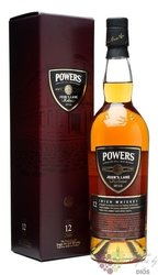 "Powers "" Johns Lane release "" aged 12 years single pot still Irish whiskey 46% vol.   0.70 l"