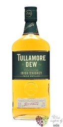 Tullamore Dew legendary Irish blended whiskey 40% vol.  1.75 l