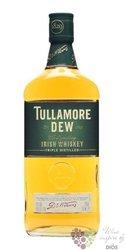 Tullamore Dew legendary Irish blended whiskey 40% vol.    1.00 l
