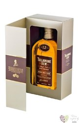"Tullamore Dew "" Sherry cask finish "" aged 12 years premium Irish whiskey 46% vol.   1.00 l"