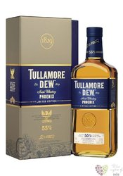 "Tullamore Dew "" Phoenix "" aged 10 years single malt Irish whiskey 55% vol.    0.70 l"