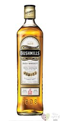 "Bushmills "" Original "" blended Irish whiskey 40% vol.   0.20 l"
