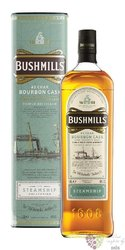 "Bushmills Steamship III. "" Bourbon cask "" single malt Irish whiskey 40%vol.  1.00 l"