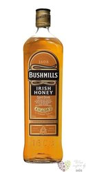 "Bushmills "" Irish Honey "" whisky liqueur 35% vol.  0.70 l"