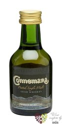 Connemara Peated single malt Irish whiskey 40% vol.     0.05 l