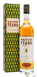 Writers tears pot still Irish whiskey 40% vol.  0.70 l