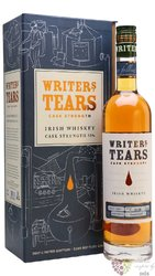 "Writers tears "" Cask strength edition 2017 "" pot still Irish whiskey 53% vol. 0.70 l"