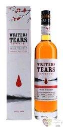 """Writers tears """" Mizunara """" pot still & single malt Irish whiskey 55% vol.  0.70 l"""