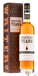 "Writers tears "" Double Oak "" pot still & single malt Irish whiskey 46% vol. 0.70 l"