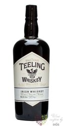 "Teeling "" Rum cask "" small batch Irish whiskey 46% vol.    0.70 l"