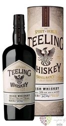 "Teeling "" Rum cask "" gift box small batch Irish whiskey 46% vol.    0.70 l"