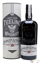 "Teeling "" Brabazon bottling no.1 "" single malt Irish whiskey 49.5% vol.  0.70 l"