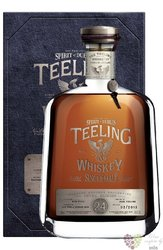 "Teeling 1991 "" Vintage reserve "" aged 24 years Irish single malt whiskey 46% vol.  0.70 l"
