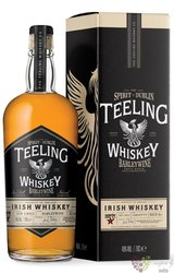 "Teeling collaboration "" Galway Bay Barley wine cask "" Irish whiskey 46% vol.  0.70 l"