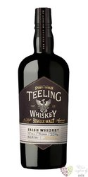 Teeling single malt small batch Irish whiskey 46% vol.    0.70 l