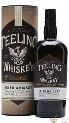 Teeling single malt gift tube small batch Irish whiskey 46% vol.    0.70 l