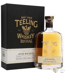 "Teeling Revival vol. IV "" Muscat barrel "" aged 15 years Irish whiskey 46% vol.0.70 l"