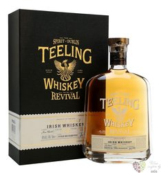 "Teeling "" Revival vol III Pineau casks "" aged 14 years Irish single malt whiskey 46% vol.  0.70 l"