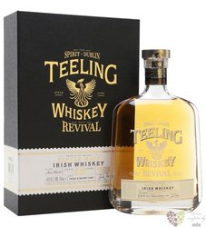 "Teeling Revival vol. V "" Cognac e Brandy casks "" aged 12 years Irish whiskey 46% vol.  0.70 l"