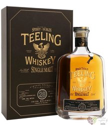 "Teeling Single cask 1991 "" Sauternes cask "" aged 28 years Irish whiskey 46% vol.  0.70 l"