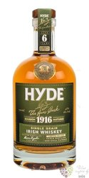 "Hyde "" no.3 Áras cask "" aged 6 years single grain Irish whiskey 46% vol. 0.70 l"