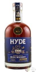 "Hyde "" no.9 Iberian cask 1906 "" Irish whiskey 43% vol. 0.70 l"