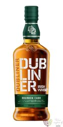 Dubliner blended Irish whiskey 40% vol. 0.70 l