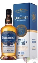 "Dubliner "" Master distiler´s reserve "" Irish whiskey 42% vol.  0.70 l"