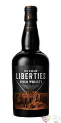 "Dublin Liberties "" Copper Alley "" Irish whiskey 46% vol.  0.70 l"