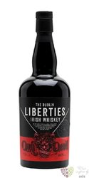 "Dublin Liberties "" Devil oak "" Irish whiskey 46% vol.  0.70 l"