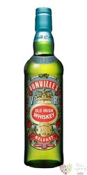 "Dunville´s "" PX "" aged 12 years Belfast Irish malt whiskey 46% vol.  0.70 l"