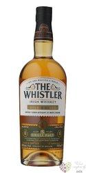 "the Whistler "" Double Oaked "" single malt Irish whisky by Boann 40% vol.  0.70 l"