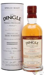 "Dingle "" Small Batch.3 "" single malt Irish whisky  46.5% vol.  0.70 l"