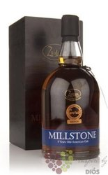 "Millstone "" American oak "" aged 5 years Dutch single malt whisky Zuidam 40% vol.    0.70 l"