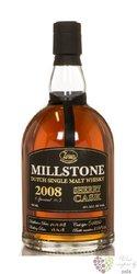 "Millstone 2008 "" Sherry Oloroso no.5 "" Dutch single malt whisky Zuidam 46% vol.0.70 l"