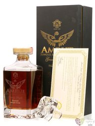 "Amrut "" Greedy Angels Peated Sherry an.2019 "" Indian single malt whisky 60% vol.  0.70 l"