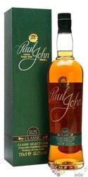 "Paul John "" Classic Select cask "" single malt Indian whisky 55.2% vol.    0.70 l"