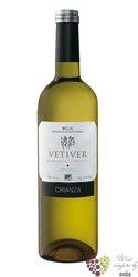"""Rioja blanco crianza """" Vetiver Vendimia """" DOCa 2011 bodegas Ontaňon  0.75 l"""
