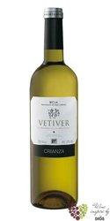 """Rioja blanco crianza """" Vetiver Vendimia """" DOCa 2014 bodegas Ontaňon  0.75 l"""