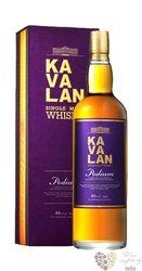 "Kavalan "" Podium "" single malt Taiwanese whisky 46% vol.    0.70 l"
