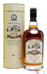 "Omar "" Sherry cask "" single malt Taiwanese whisky by Nantou 46% vol.  0.70 l"
