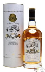 "Omar "" Bourbon cask "" single malt Taiwanese whisky by Nantou 46% vol.  0.70 l"