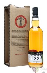 Milford 1990 aged 18 years New Zealand single malt whisky 58.4% vol.   0.75 l